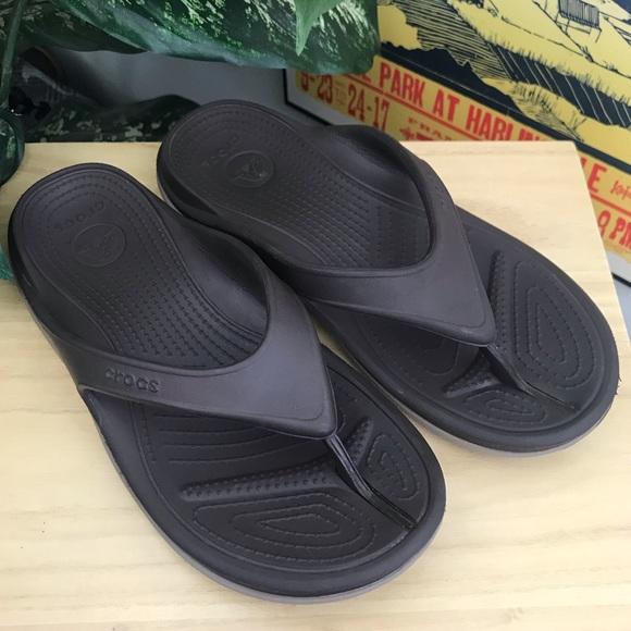 f82b836c80a2f5 CROCS Other - SALE Crocs Sandals Size 9 Men Size 11 Women
